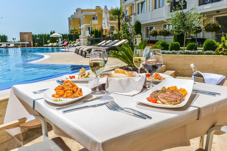 Restoran in the Villa Florence Bulgaria - photo07